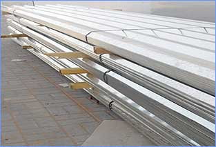 Galvanized Decking Sheet Manufacturer and Supplier in UAE - Dubai, Sharjah, Ajman, Abu Dhabi, Ras Al-Khaimah, Al'Ain, Fujairah.