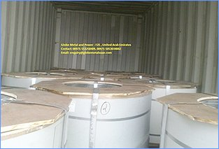 Pre Painted K Span / ARC Span / Super Span / Master Frame Coils supplier in UAE