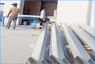 Corrugated Profile Sheet Suppliers UAE | Roofing Metal | Dubai