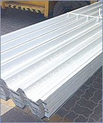 Galvanized Decking Sheet Supplier UAE - Dubai, Sharjah, Ajman, Abu Dhabi, Ras Al-Khaimah, Al'Ain, Fujairah