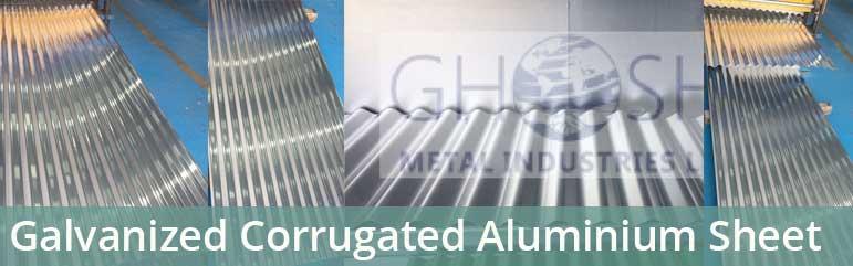 Galvanized Corrugated Aluminium Sheet Uae Dubai