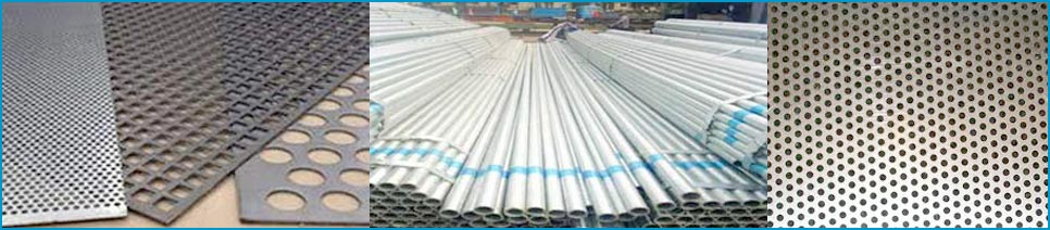 Galvanized Steel Pipe & Perforated Sheet supplier in UAE - Dubai, Sharjah, Ajman, Abu Dhabi, Ras Al-Khaimah, Al'Ain, Fujairah