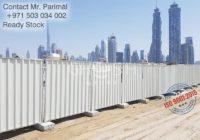 Dubai Jumierah Fencing Discontinious Panel Manufacturer