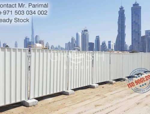 Discontinious Fencing done in around Dubai & Jumierah