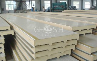 Sandwich panel suppliers, manufacturer's UAE - Dubai