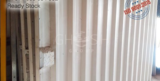 Corrugated metal and fence gate supplier UAE - Dubai, Sharjah