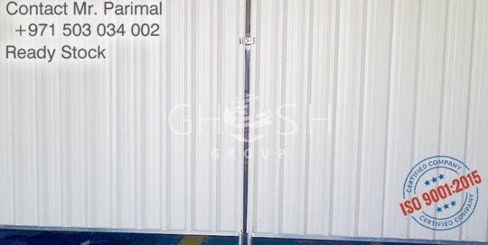 Discontinue fencing panel supplier - UAE- Dubai