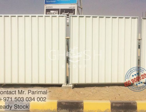 Discontinue fencing panel supplier – Dubai Sharjah Abu-Dhabi