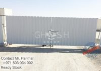 Factory gate manufacturer UAE - Dubai, Sharjah, Ajman