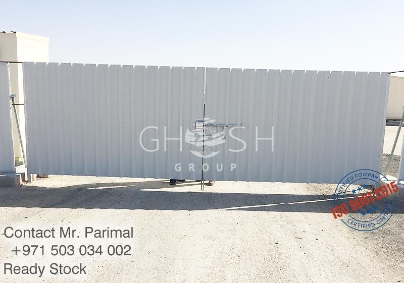 Factory gate manufacturer UAE - Dubai, Sharjah, Ajman