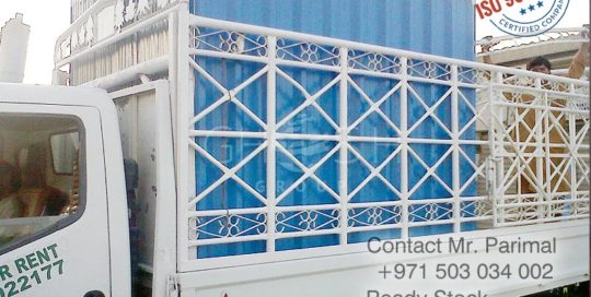 Fencing panel supplier UAE - Dubai, Sharjah