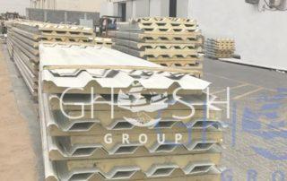 Sandwich panel suppliers, manufacturer's UAE - Dubai