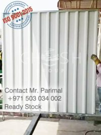 Temporary fencing for sale in UAE - Dubai, Sharjah, Ajman, Abu Dhabi, Ras Al-Khaimah, Al'Ain, Fujairah