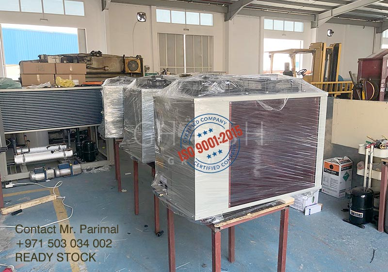 2 ton water chiller supplier - Dubai, Sharjah, Ajman, Abu