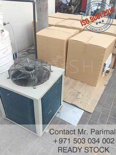 3 ton water chiller with inbuilt circulation pump - UAE - Dubai, Sharjah, Ajman, Abu Dhabi, Ras Al-Khaimah, Al'Ain, Fujairah