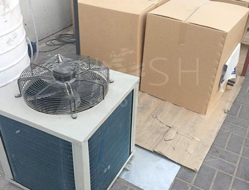 3 ton water chiller with inbuilt circulation pump – UAE – Dubai, Sharjah, Ajman, Abu Dhabi, Ras Al-Khaimah, Al'Ain, Fujairah
