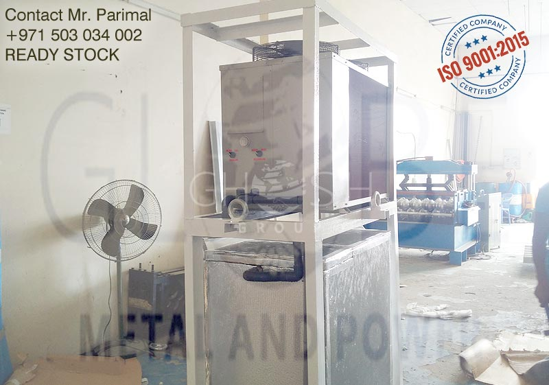 Water chiller for commercial building - UAE - Dubai, Sharjah, Ajman, Abu Dhabi, Ras Al-Khaimah, Al'Ain, Fujairah