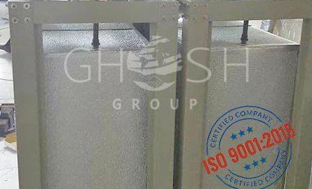 Water chiller system diagram – Dubai