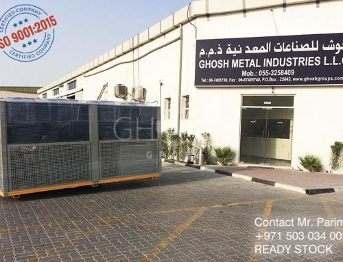 Water chiller plant – UAE | Dubai