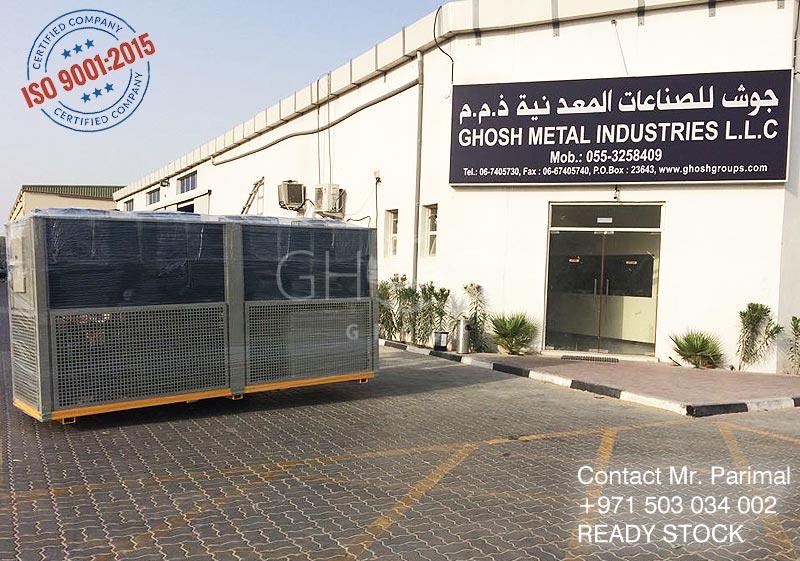 Water chiller plant – UAE - Dubai, Sharjah, Ajman, Abu Dhabi, Ras Al-Khaimah, Al'Ain, Fujairah