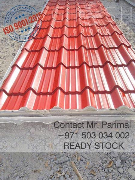 Insulated Roof Panel Supplier In Dubai Sharjah Ajman