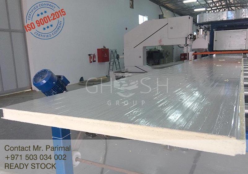Insulated roof panel supplier UAE - Dubai, Sharjah, Ajman